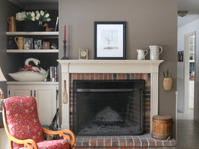 Grant Fireplace